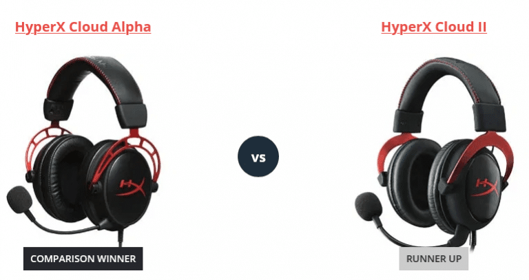 hyperx cloud alpha vs cloud 2